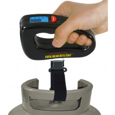THE PROFESSIONAL DIGITAL BBQ GAS BOTTLE SCALE