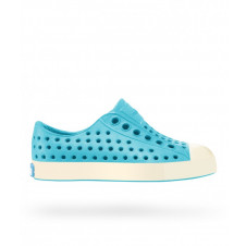 NATIVE JEFFERSON CHILD SURFER BLUE / BONE WHITE