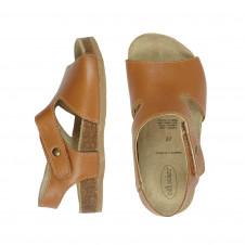 OLD SOLES DIGGER SANDAL TAN