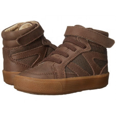 OLD SOLES STAR JUMPER BROWN