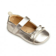 OLD SOLES SISTA BOW SHOE SILVER