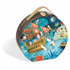 JANOD FLOOR PUZZLE PIRATE SHIP