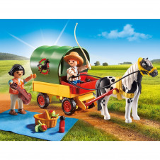 Playmobil – Picnic and Pony Wagon