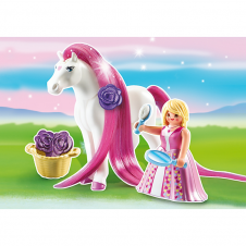 Playmobil – Princess Rosalie with Horse