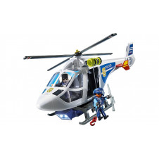 Playmobil – Police Helicopter with LED Search light