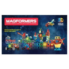 MAGFORMERS VILLAGE SET 110 PCE