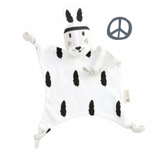 KIPPINS ORGANIC RIVER THE RABBIT COMFORTER