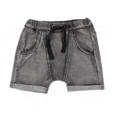 FOX & FINCH ZOOLOGY ACID WASH SHORT