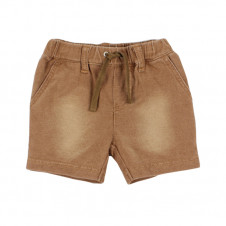 FOX & FINCH OCEANIA KNIT DENIM SHORT