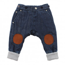 FOX AND FINCH HIGHLANDS DENIM PANT