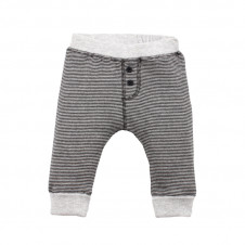 FOX AND FINCH MANHATTAN GREY STRIPE LEGGING