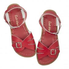 SALTWATER ADULTS CLASSIC RED SANDALS