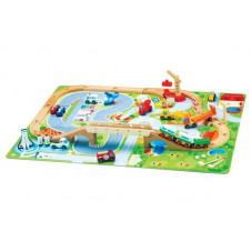 SEVI VILLAGE TRAIN SET