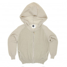 SUDO 8+ RADIANCE KNIT HOODIE GOLD