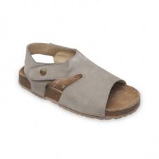OLD SOLES DIGGER SANDAL ELEPHANT GREY