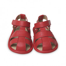 OLD SOLES SHORE SANDAL BRIGHT RED
