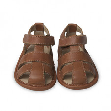 OLD SOLES SHORE SANDAL TAN