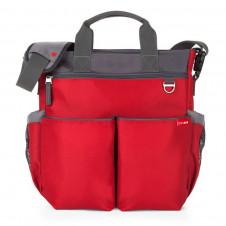 Skip Hop Duo Signature Diaper Bag RED