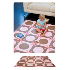SKIP HOP PLAYSPOT PINK/BROWN