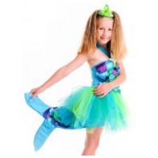 SPLASH MERMAID TURQUOISE COSTUME