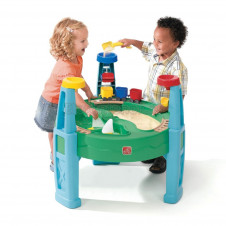 Step2 Sand and Water Transportation Play Table