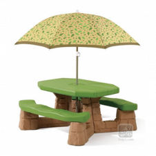 STEP 2 NATURALLY PLAYFUL PICNIC table set