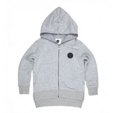 SUDO 8+ DUSTY GREY MISSION HOODIE