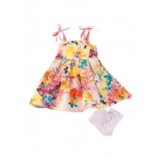 GOTZ OUTFIT SUMMER DRESS SET 30CM