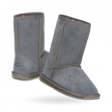 EMU WALLABY LO teen CHARCOAL