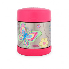 THERMOS FUNTAINER FOOD JAR BUTTERFLY