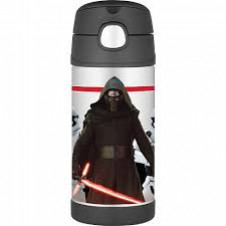 THERMOS STARWARS DRINK BOTTLE 355ML KYLO REN