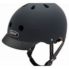 NUTCASE HELMET BLACKISH MATT
