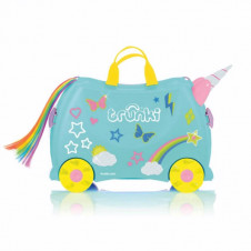 TRUNKI UNA UNICORN SUITCASE