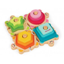 JANOD TURTLES STACKING PUZZLE