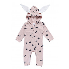 ALEX & ANT EARS RABBIT ROMPER