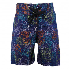 WAVE RAT RETRO BOARDSHORTS FUNNY BONES