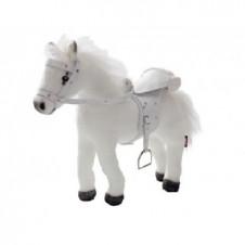 GOTZ WHITE HORSE W SOUND CHIP