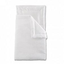 MICKI PRAM & COT BED LINEN SET WHITE