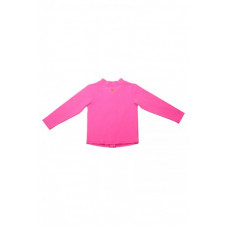 ESCARGOT ZIP UP LONG SLEEVE SUNTOP PINK