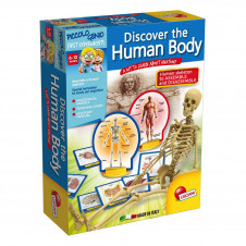 DISCOVER THE HUMAN BOD