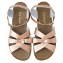 SALTWATER ADULTS ORIGINAL ROSE GOLD SANDALS